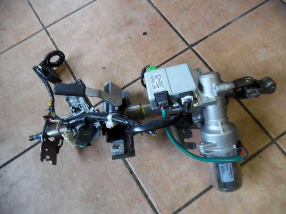 Nissan pixo Lenksäule Elektrische Lenkungspumpe und Lesespule Zündschloss ( ohne Schlüßel )