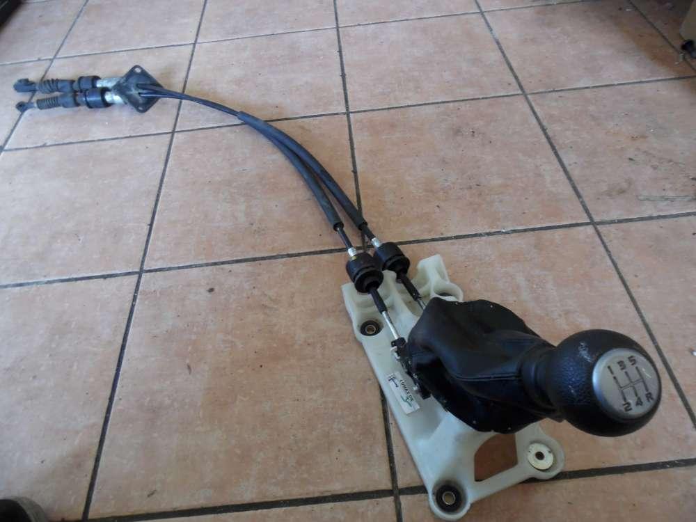 Nissan Pixo Schaltknauf Schaltmanschette Schaltkulisse Schaltzüge