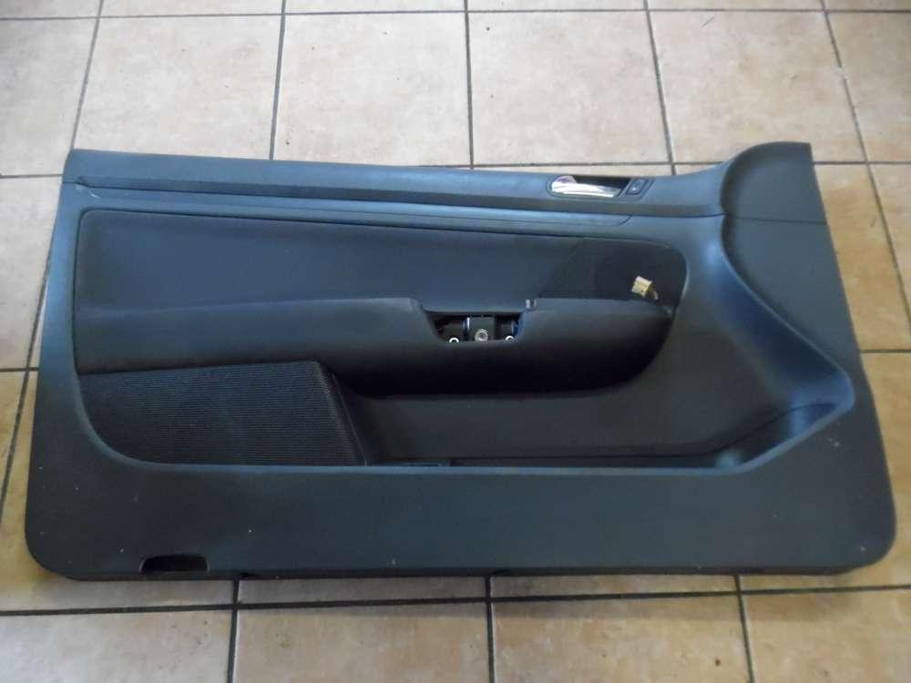 VW Golf V 3-Türer Türverkleidung Türpappe Vorne Links 1K3867011