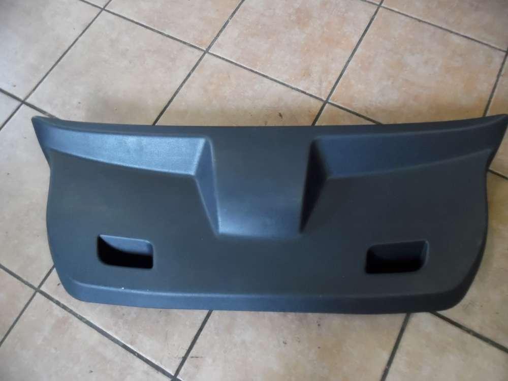 Opel Corsa D Verkleidung Abdeckung Heckklappe 13180938