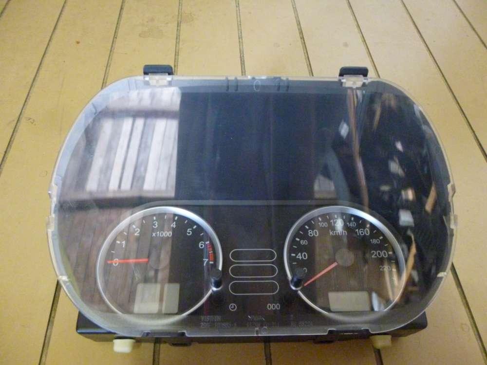 Ford Fiesta JD3 Bj;2004 Tachometer Kombiinstrument 2S6F10B885A  87885 km