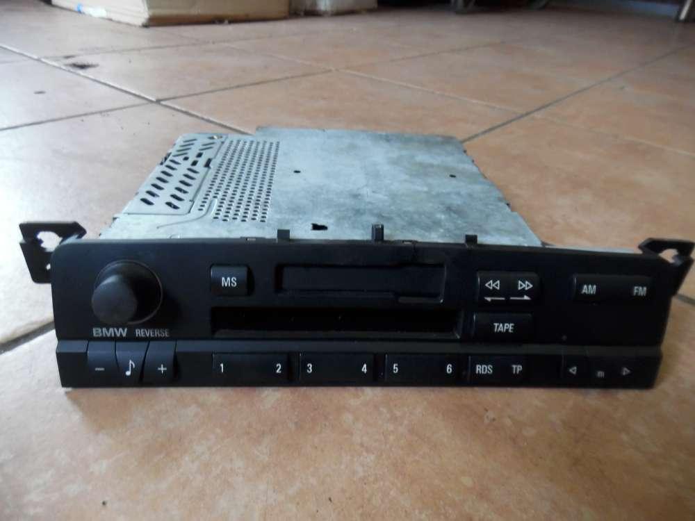 BMW 3-er E46 Kassetenradio Reverse 8383147