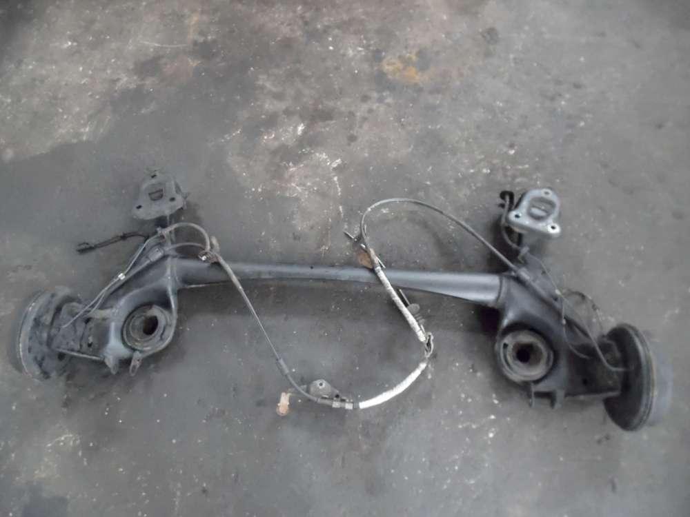 Opel Corsa D Achsträger Hinterachse mit ABS Hinten