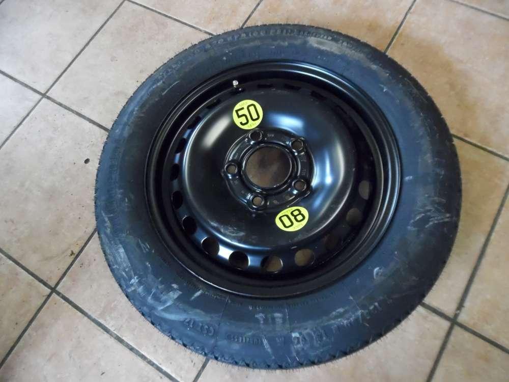 BMW E46 Notrad / Reserverad 15 Zoll T125/90R15 96M 1095069 2150330 350Bx15H2