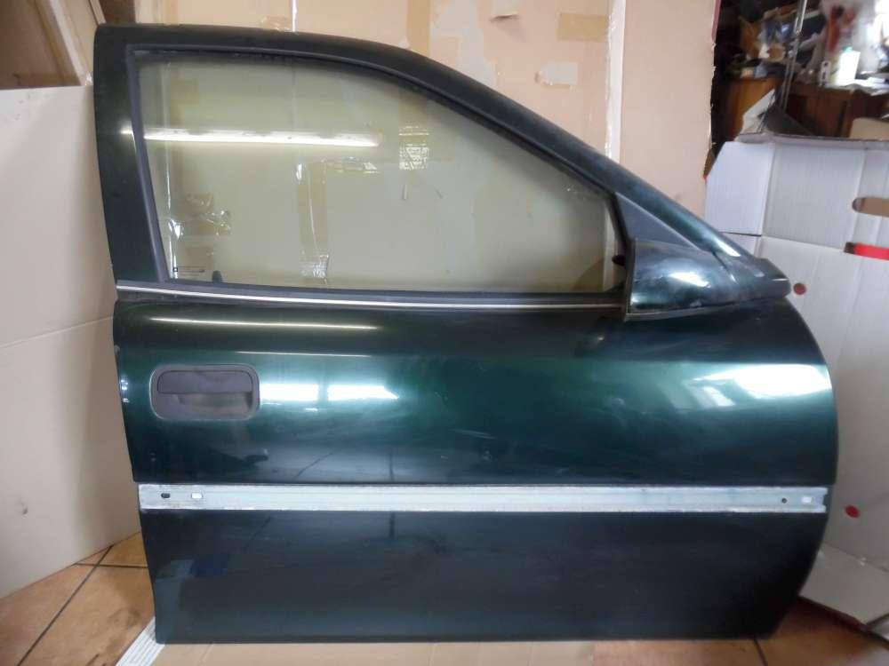 Opel Vectra B Kombi Tür Vorne Rechts grün Farbcod : 359