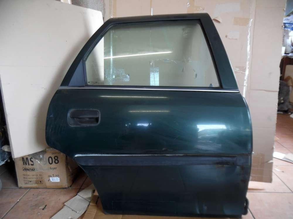 Opel Vectra B Tür Hinten Rechts grün Farbcod : 359