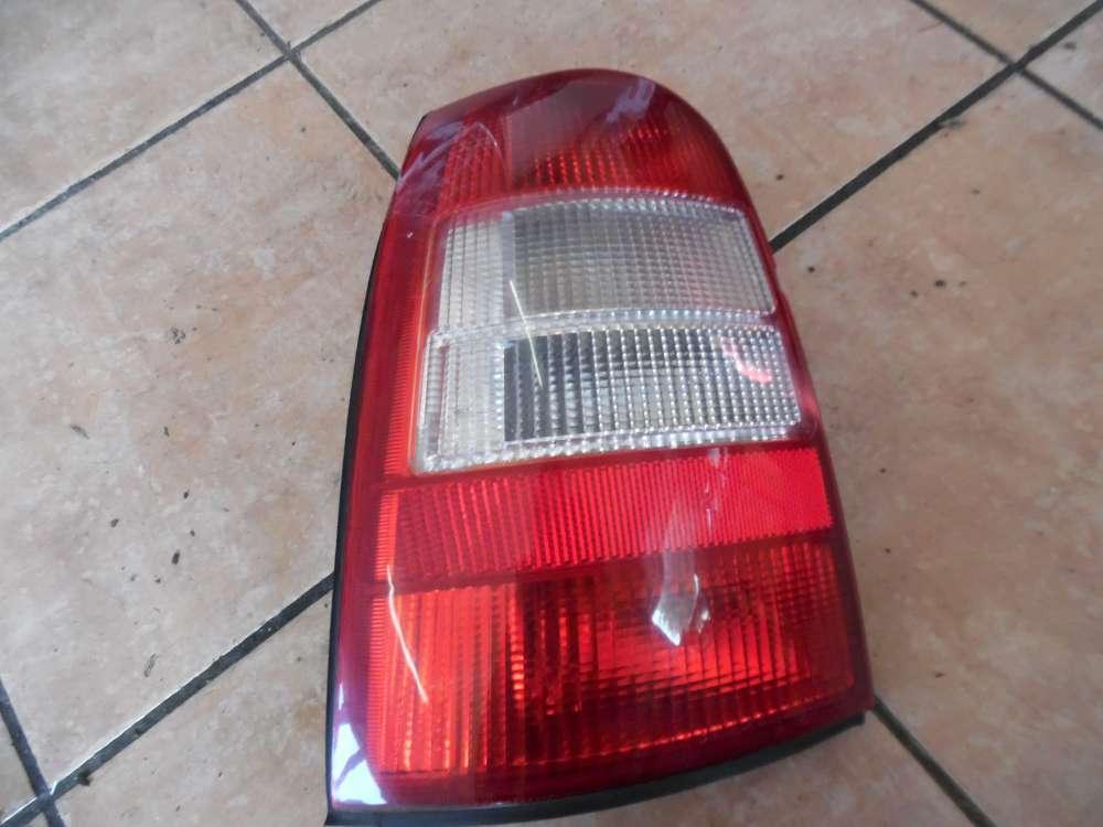 Opel Vectra B Rückleuchte Heckleuchte Links 90585001