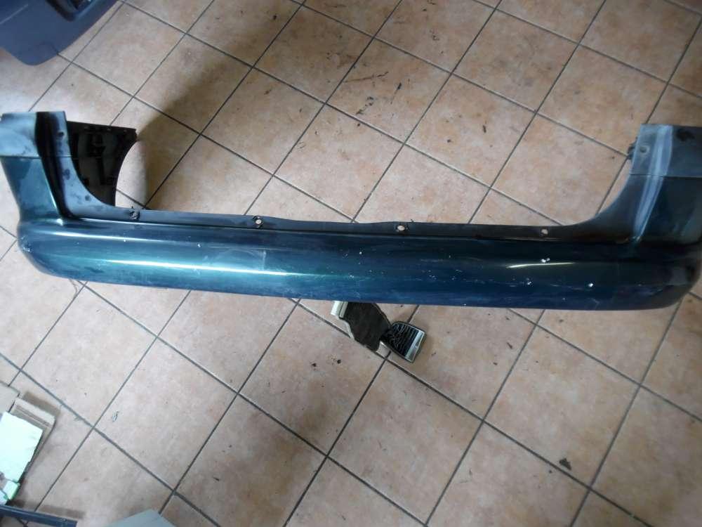 Opel Vectra B Stoßstange Stoßfänger Hinten grün Farbcod : 359