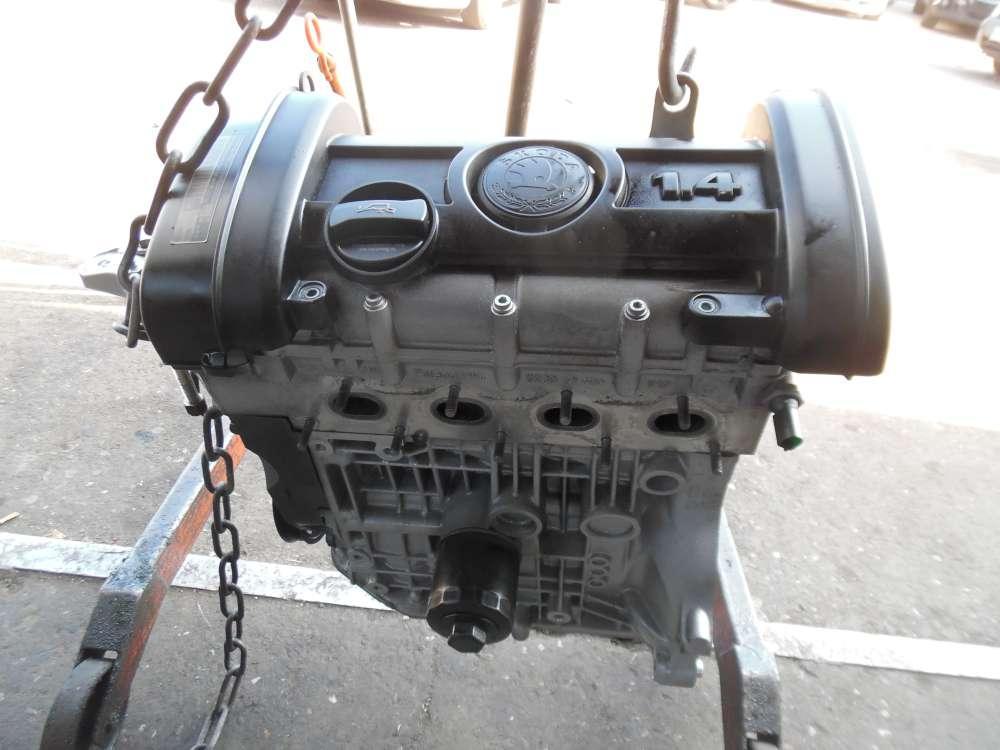 Skoda Fabia II Motor 1.4 16V BXW 036103373AM 161722