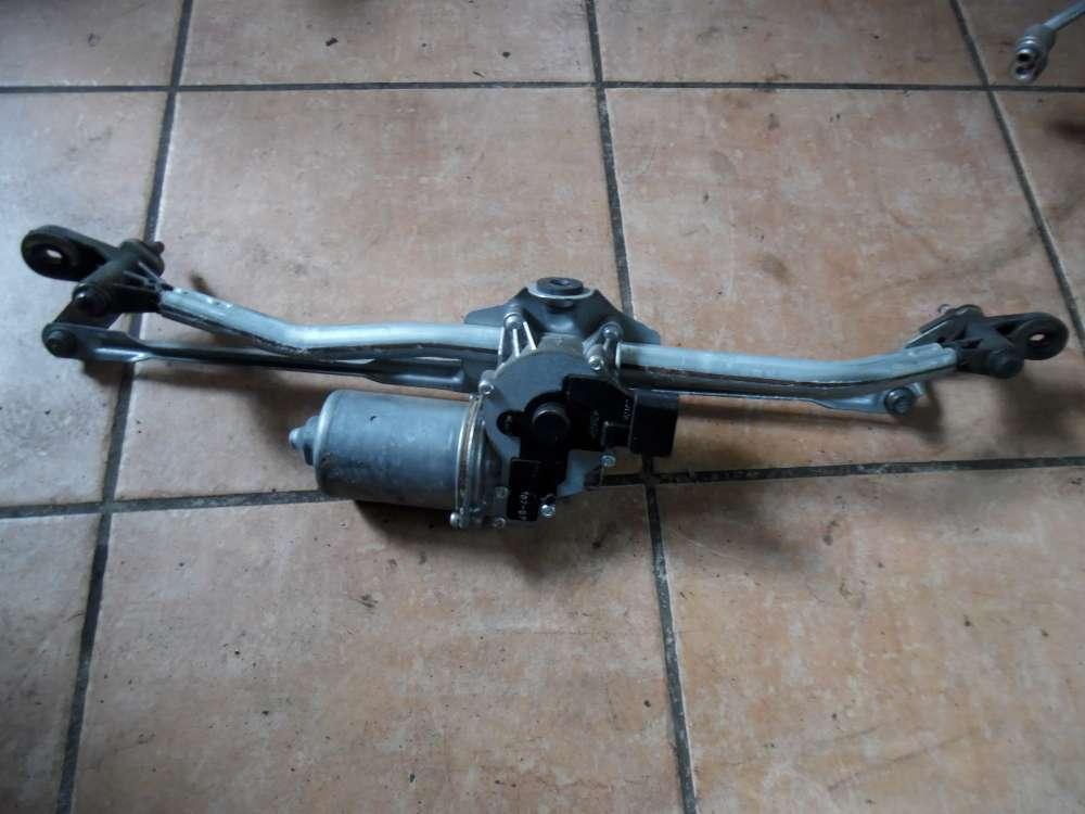 Skoda Fabia II Wischermotor Wischergestänge Vorne 5J1955113B