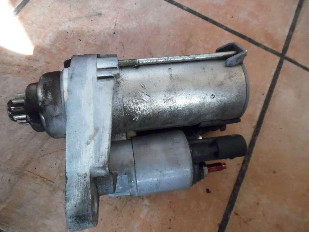 Skoda Fabia II Anlasser Starter 02T911023S