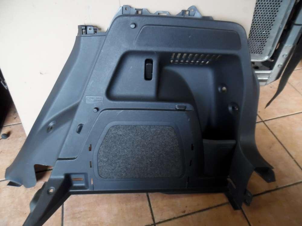 Skoda Fabia II Verkleidung Kofferraum Hinten Rechts 5J7867428