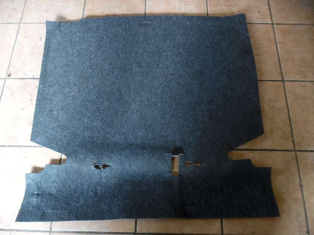 Skoda Fabia II Abdeckung Kofferraum Kofferraumteppich Teppich 5J6863463