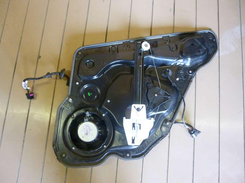Seat Leon Türblech elektrisch Fensterheber Hinten Links 1M0839755F