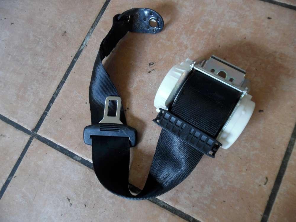 Skoda Fabia II Sicherheitsgurt Gurt Hinten Links 5J1857447