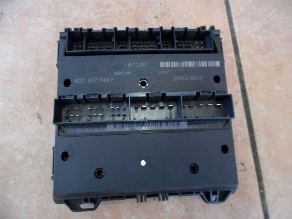 Skoda Fabia II Bordnetzsteuergerät Zentralelektrik 6Q1937049F