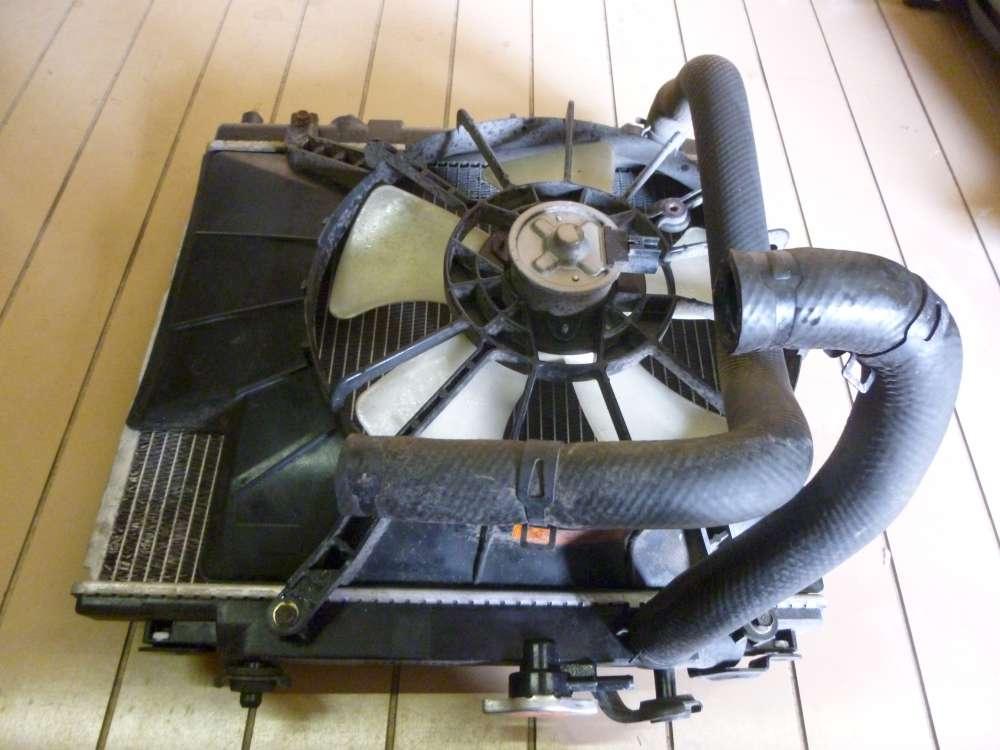 Daihatsu Bj:2002 Kühlerpaket  Klimakühler Kondensator Klima mit wasserkühler