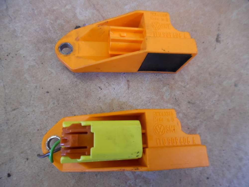 Skoda Fabia II Crashsensor Airbagsensor 1T0909606