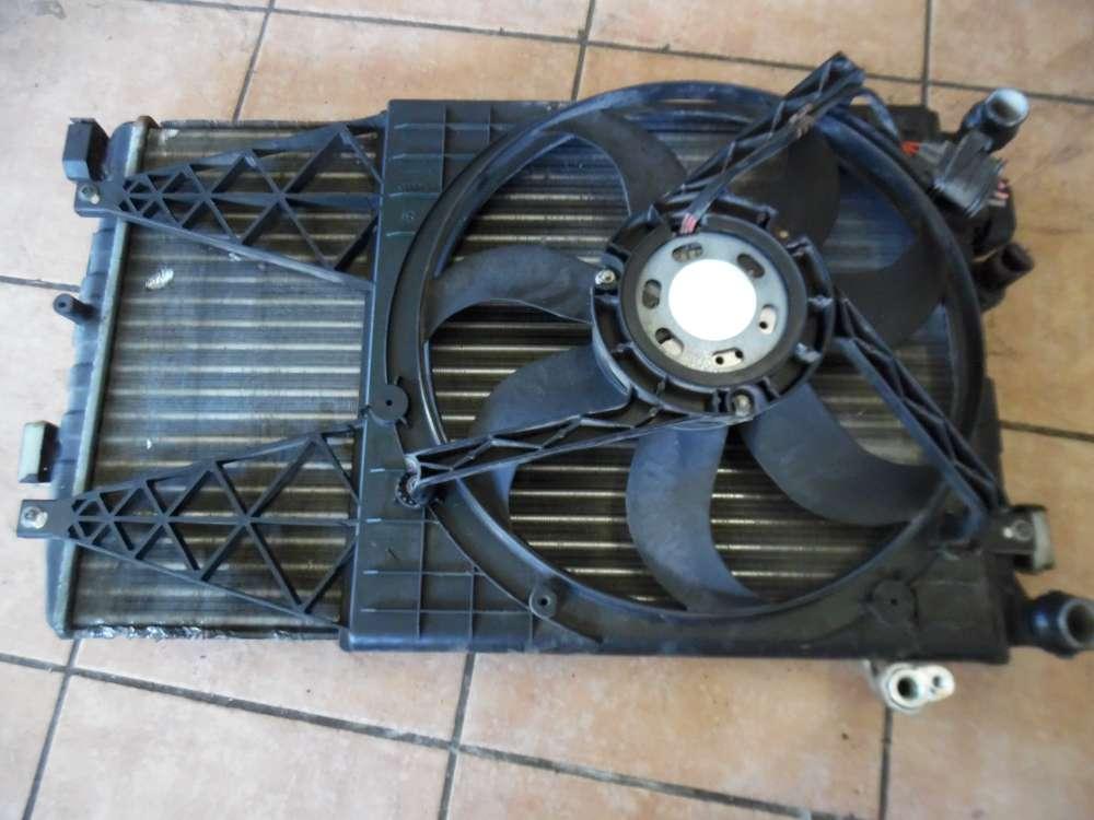 VW Fox 5Z Wasserkühler Kühlerlüfter Elektromotor 6QE121253A