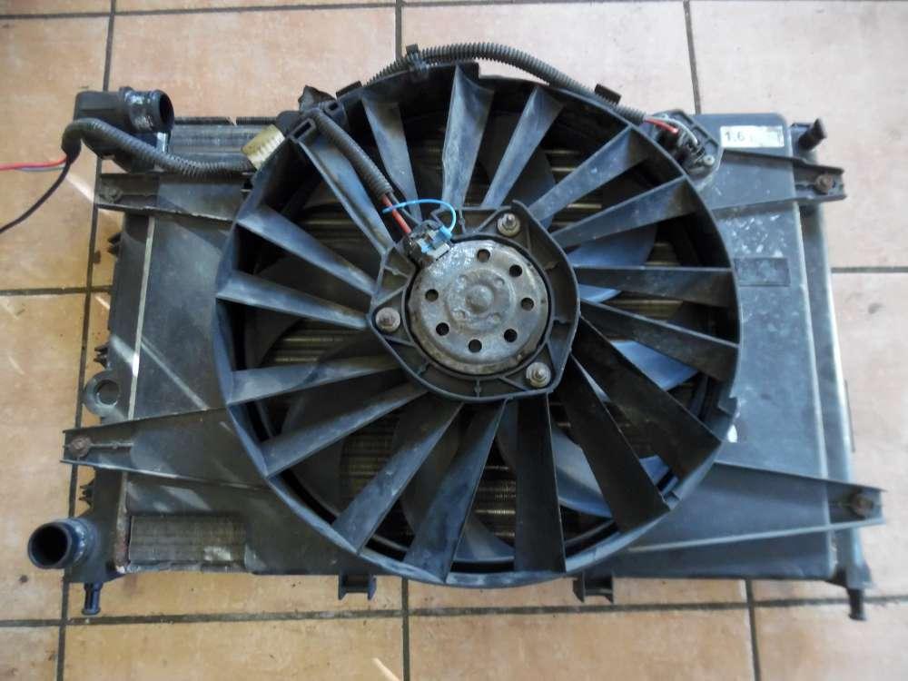 Alfa Romeo 147 Wasserkühler Motorkühler Kondensator Ventilator  5020333