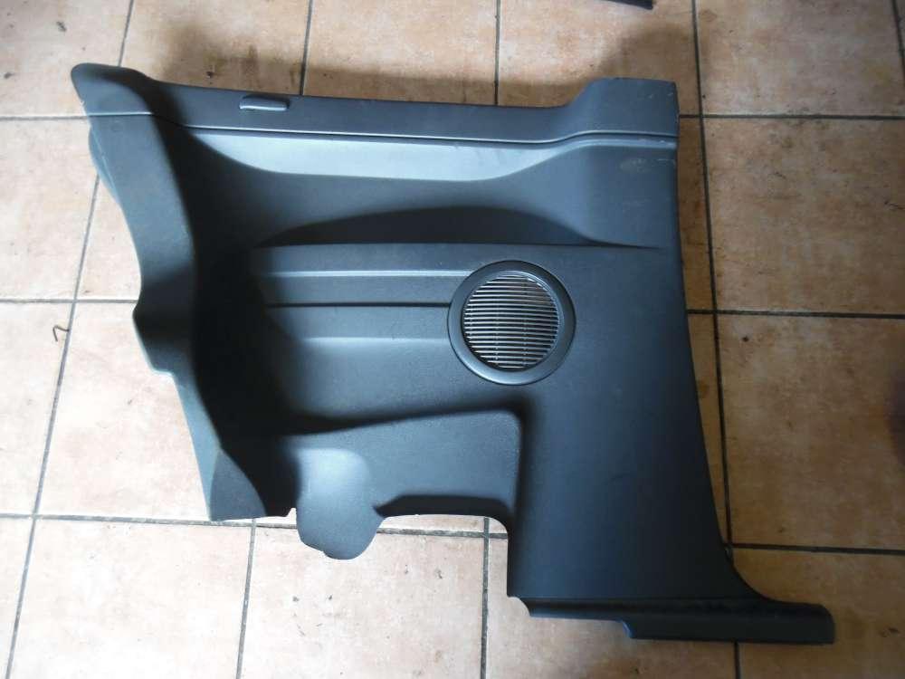 VW Fox 5Z Seitenverkleidung Hinten Links 5Z0867441