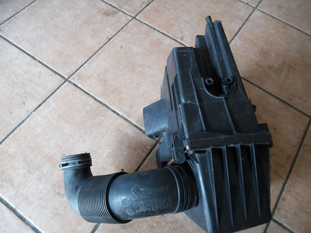 VW Fox 5Z Luftfiltergehäuse Luftfilterkasten 5Z0000183