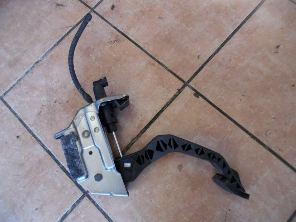 VW Fox 5Z Kupplungsfusshebel pedal 6Q1721321C