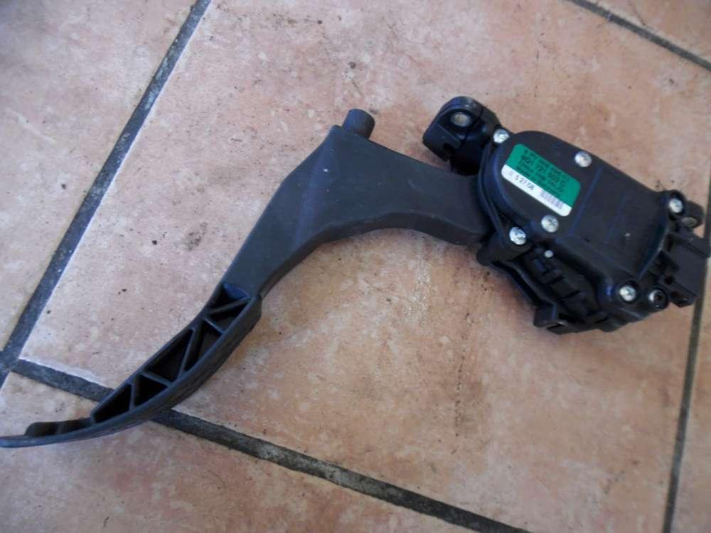 VW Fox 5Z Gaspedal pedal 6Q1721503C