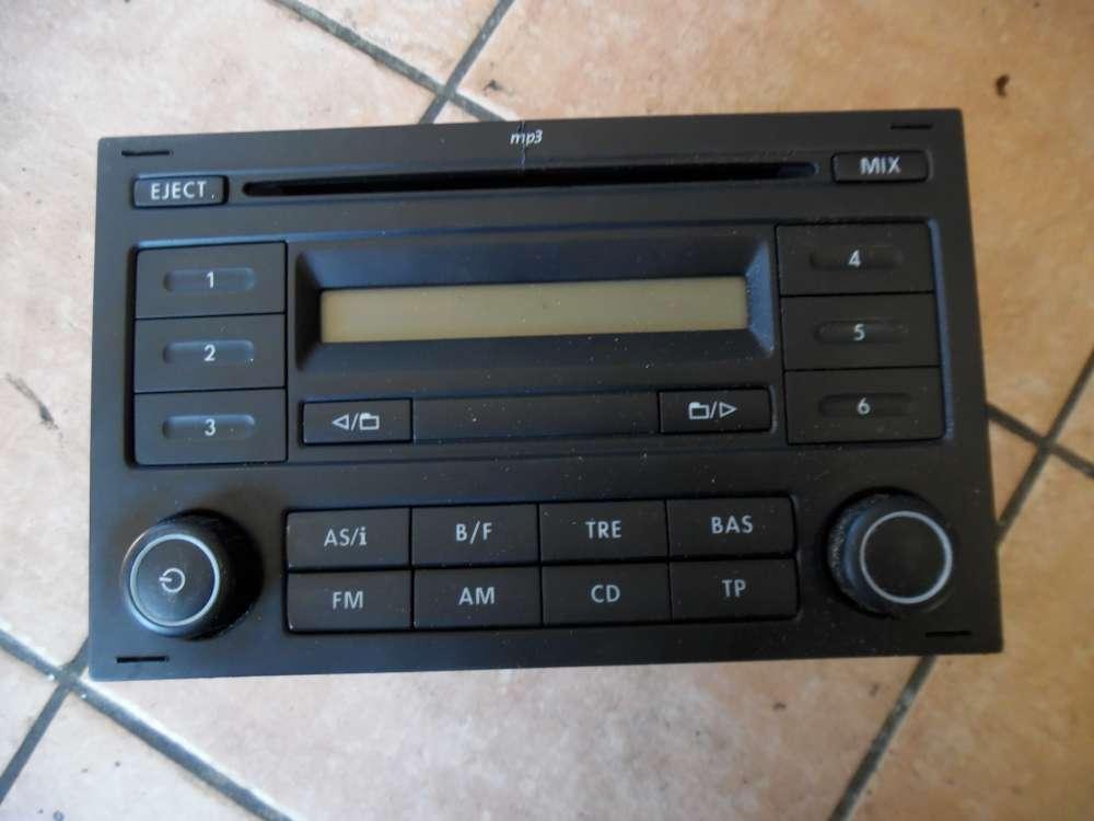 VW Fox 5Z Autoradio RCD200 MP3 5Z0035152E