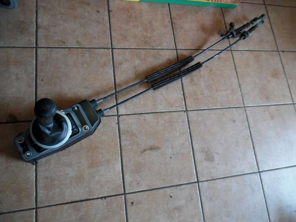 VW Fox 5Z Schaltgestänge Schaltkulisse 5-Gang 5Z0711049K