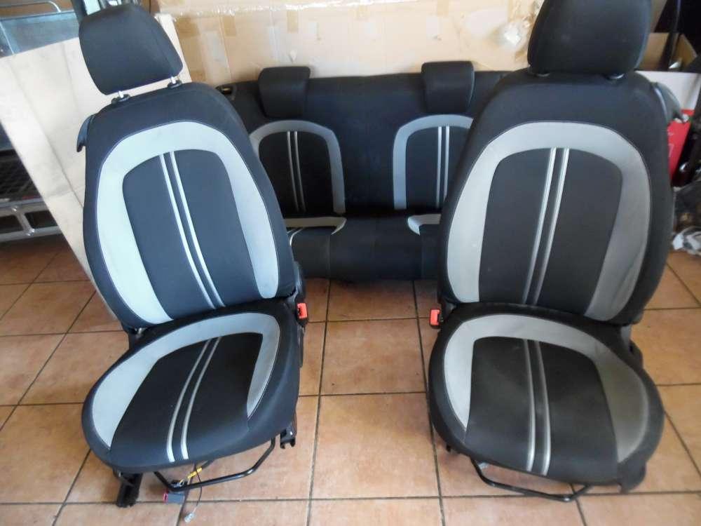 Fiat Punto 199 Sitze Innenausstattung Komplett Stoff