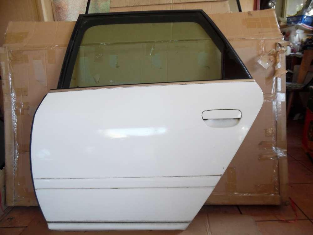 Audi A6 4B Kombi Tür Hinten Links weiß Farbcod : LY9D