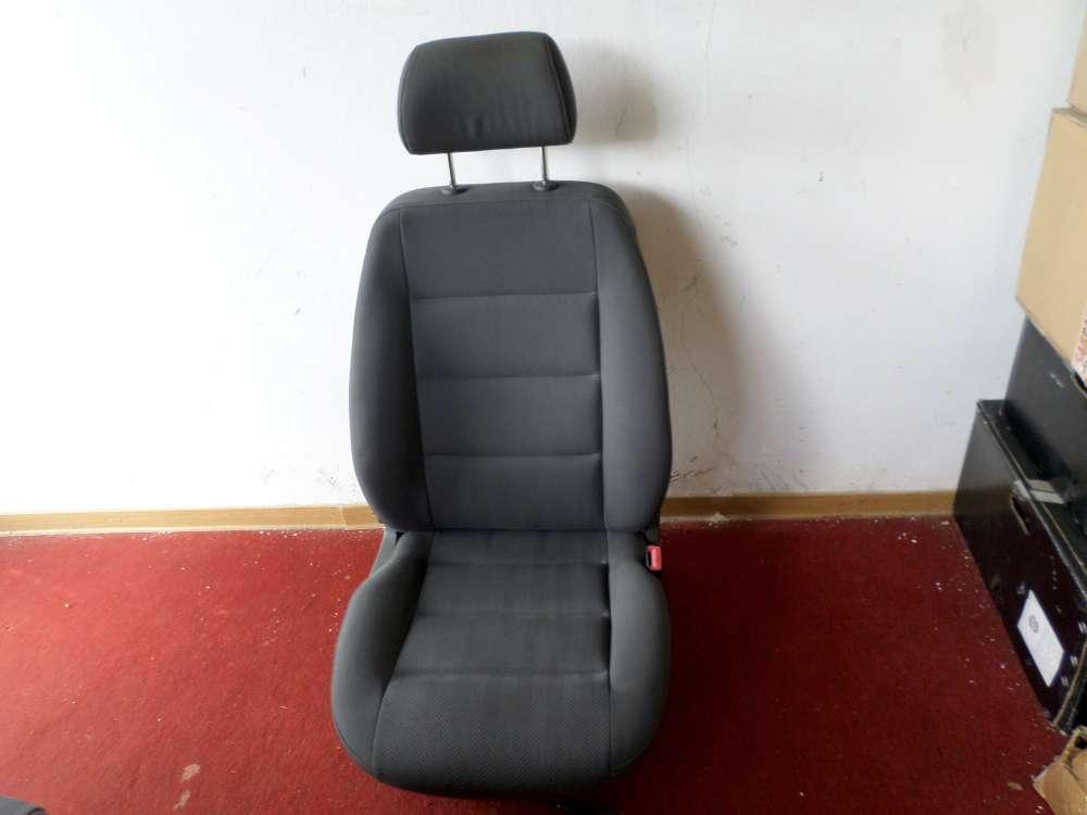 Audi A4  BJ 2000 Orginal Beifahrersitz  Sitz Vorne Rechts