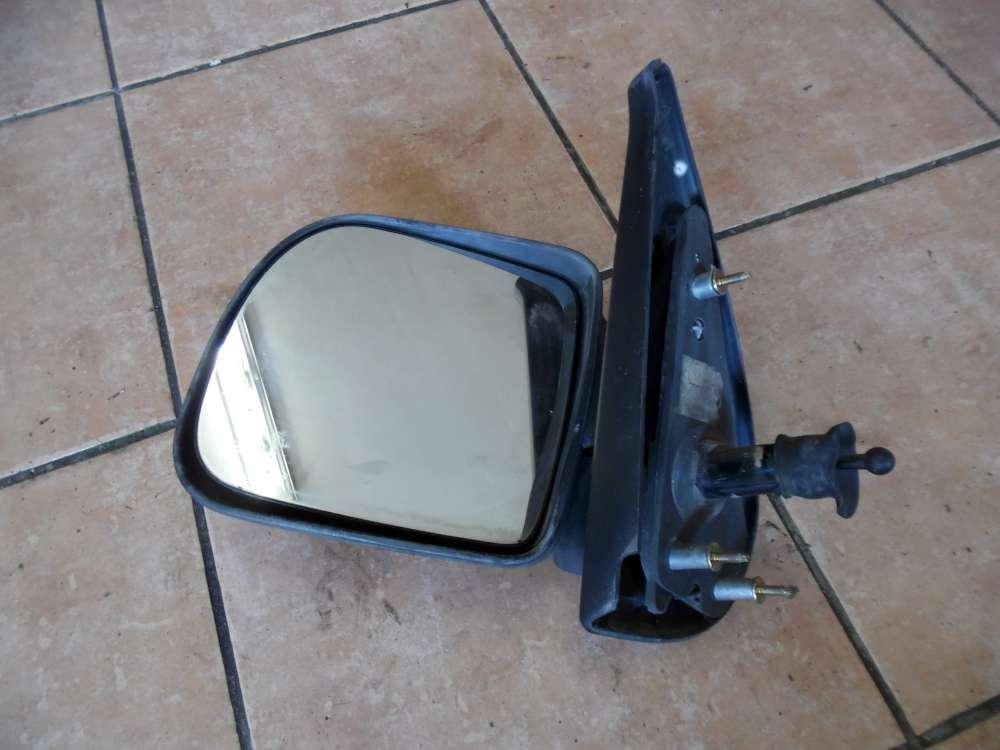 Renault Kangoo Aussenspiegel Spiegel mechanisch Vorne Links