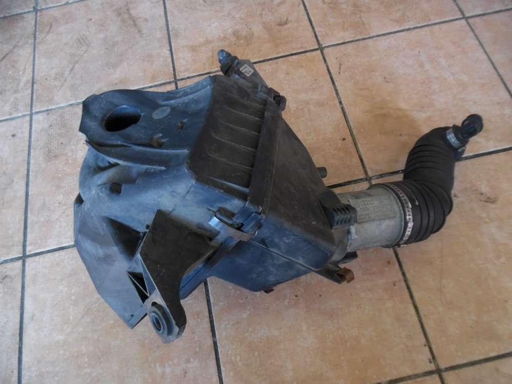 Audi A6 4B Luftfilterkasten mit Luftmengenmesser 059906461G 4B0133835AE