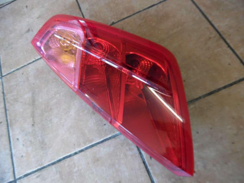Fiat Punto 199 Rückleuchte Rücklicht Rechts 51701590
