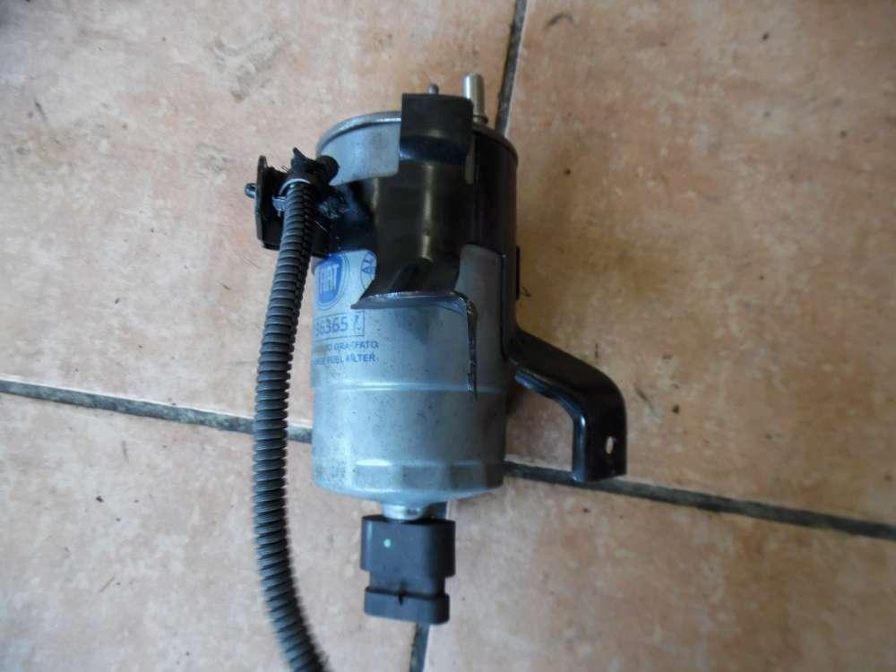 Fiat Punto 199 Krafstofffiltergehäuse 77363657