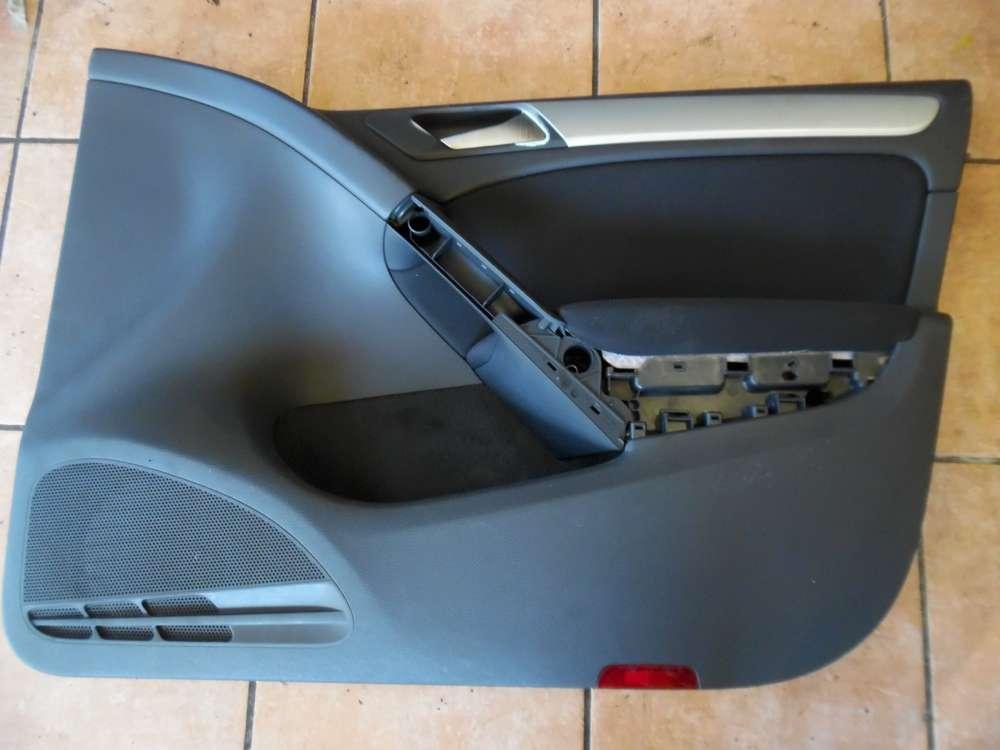 VW Golf 6 Türverkleidung Verkleidung Vorne Rechts 5K4867012