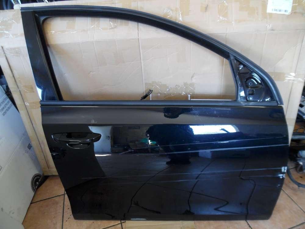 VW Golf 6 5-Türer Tür Vorne Rechts Schwarz