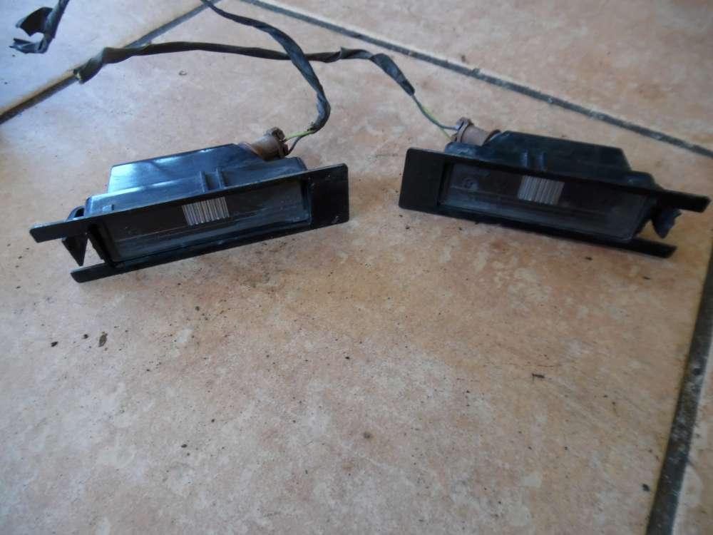 Fiat Punto 199 Kennzeichenbeleuchtung Hinten 51767932