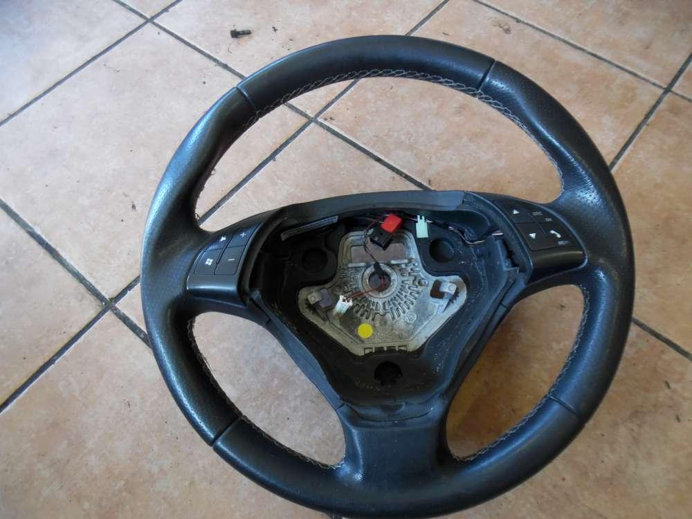 Fiat Punto 199 Lenkrad Lederlenkrad Multifunktion 735331951