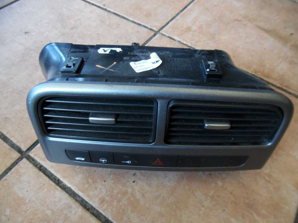 Fiat Punto 19 Luftdüsen Schalterleiste Warnblinkerschalter 735386328