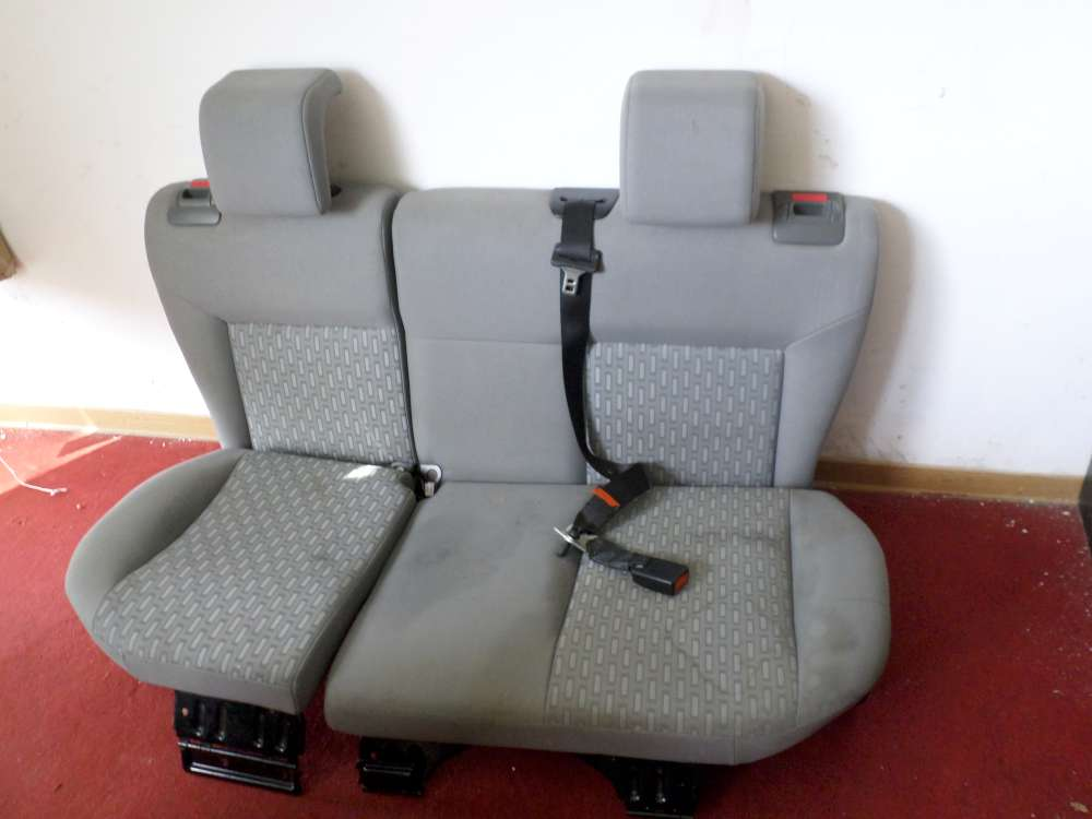 Original Ford Fusion 4tür Sitz Rücksitzbank Rücksitz 02-05