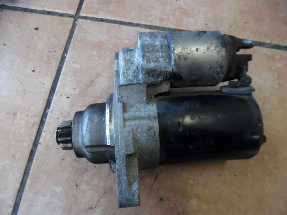 VW Fox 5Z Anlasser Starter 0001120400 021911023G