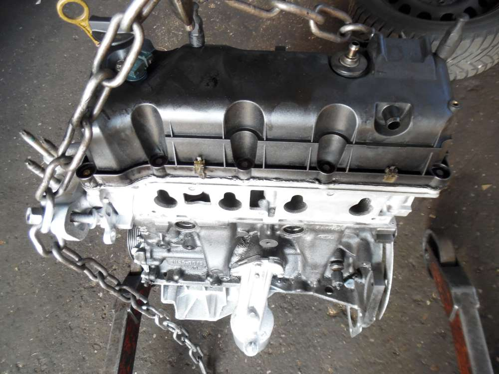 Ford Fiesta V JD3 Motor 199420KM 1N2G-6015AD 1N2G-6090