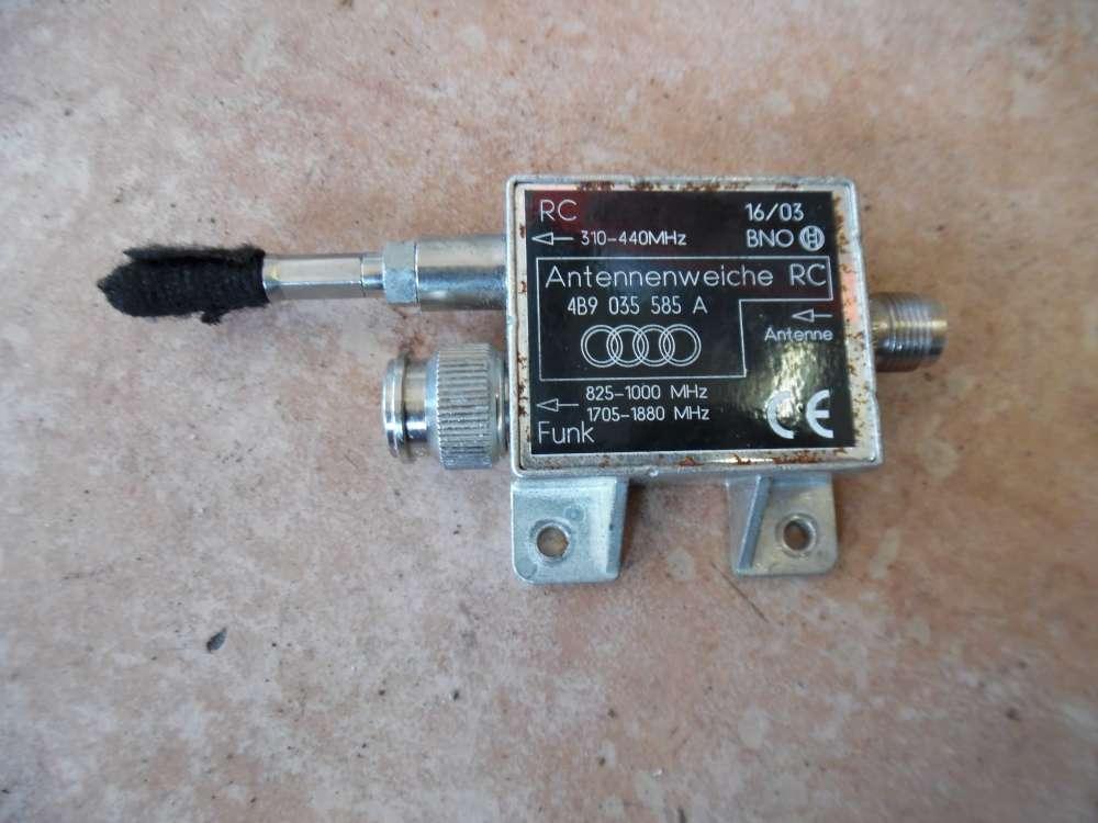 Audi A6 4B Antennenweiche 4B9035585