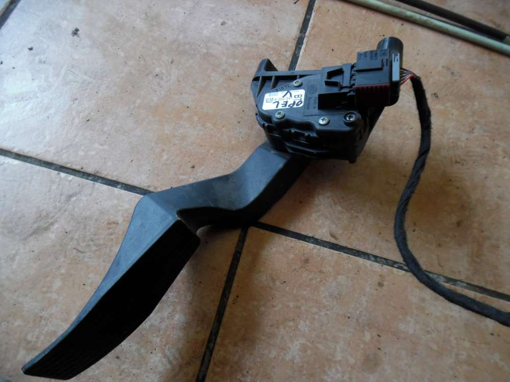 Opel Zafira A Gaspedal Elektr Pedal 9202341 BT