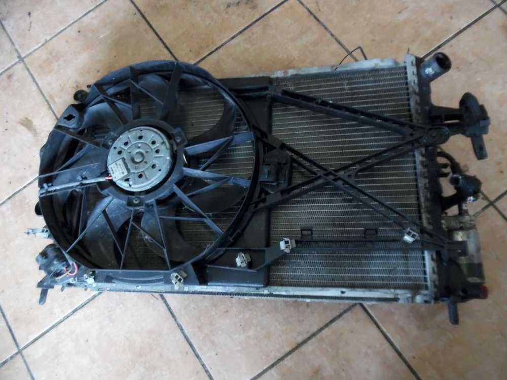 Opel Zafira A Wasserkühler Klimakühler Motorlüfter 09202505GQ