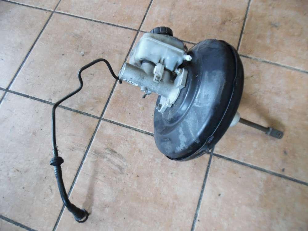Opel Zafira A Bremskraftverstärker Hauptbremszylinder 09228608