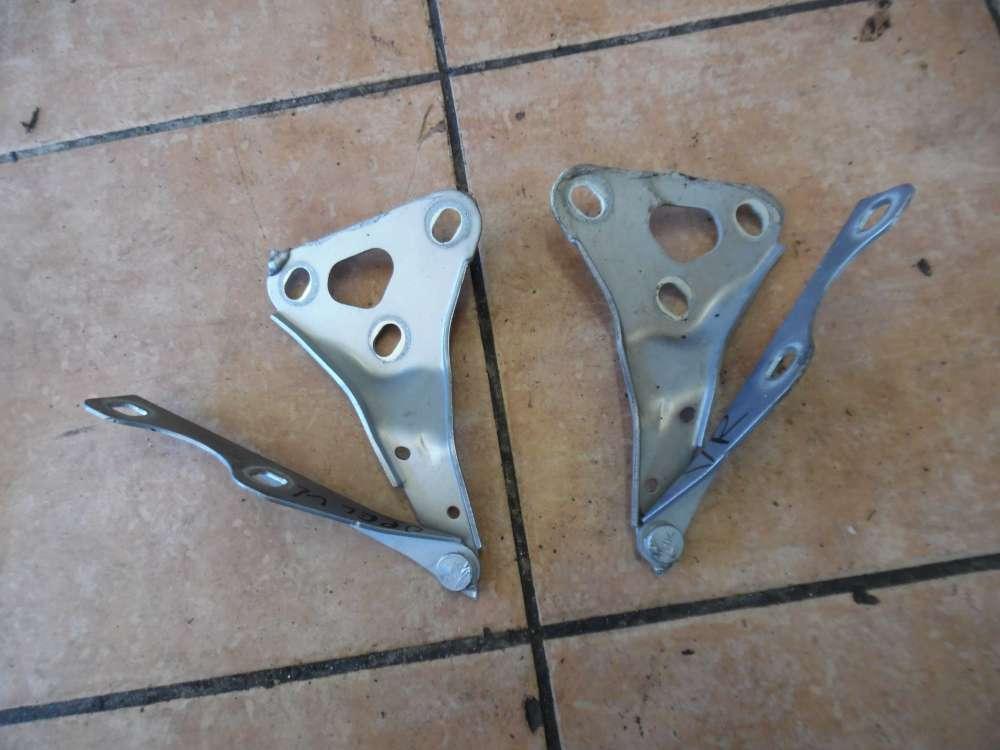 Opel Zafira A Motorhaubescharnier Scharnier 90579421 90579422